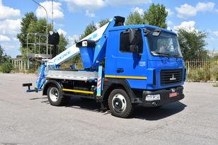 uus auto korvtõstuk Socage T318 на шасси МАЗ-4371N2 (в наличии)