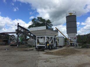 uus betoonitehas CONMACH MobKing-30 Mini Mobile Concrete Batching Plant - 30 m3/h