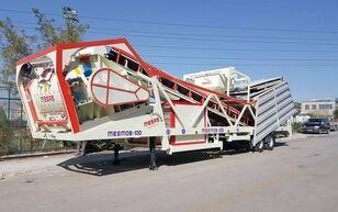 uus betoonitehas MESAS 100 m3/h MOBILE Concrete Batchıng Plant