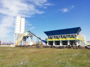 uus betoonitehas PROMAX Compact Concrete Batching Plant C60-SNG-LINE (60m3/h)