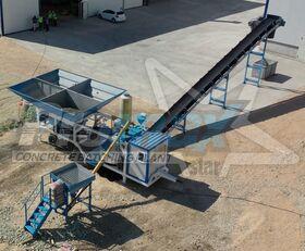 uus betoonitehas PROMAX Mobile Concrete Batching Plant M35-PLNT (35m3/h)