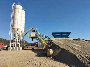 uus betoonitehas PROMAX Mobile Concrete Batching Plant PROMAX M60-SNG (60m³/h)