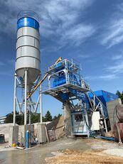 uus betoonitehas Plusmix 60m³/Hour MOBILE Concrete Plant - BETONNYY ZAVOD