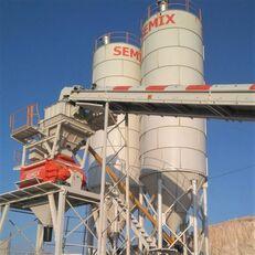 uus betoonitehas SEMIX Stationary 130 STATIONARY CONCRETE BATCHING PLANTS 130m³/h