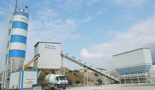 uus betoonitehas SEMIX  Stationary 160 STATIONARY CONCRETE BATCHING PLANTS 160m³/h