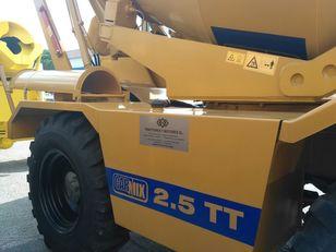 betooniveok CARMIX 2.5 TT