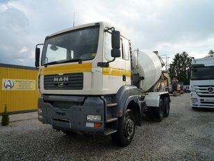 betooniveok MAN TGA 33.480 B 6x6