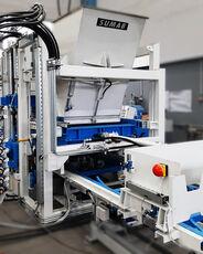 uus betoonplokkide masin SUMAB ADVANCED MODEL! R-400 (7000 blocks/shift) stationary block machi