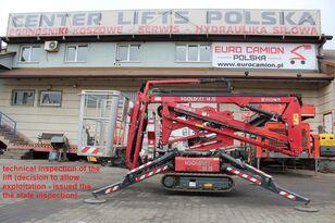poomtõstuk HINOWA Goldlift 1470 - 14 m oil&steel octopussy 1412, cte, teupen, omme