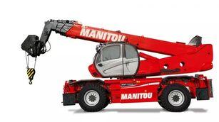 uus pöördmastiga teleskooplaadur MANITOU MRT 3255