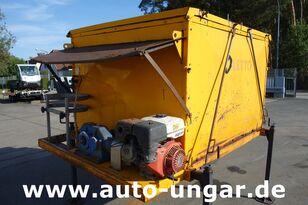 pragude täitmine asfaldi OLETTO 2m³ Thermo Asphalt Container Hot Box H02 wie A.T.C. / HMB
