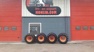 ratasekskavaator Tianli single tires 600/50x22.5