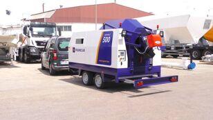 uus resaikler FRUMECAR Asphalt Recycler 500