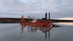 süvendi VEE16-12 Cutter suction dredger