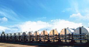 uus tsemenditorn MARINI tankFALT - система термоизолированных резервуаров и трубопроводо