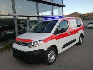 uus kiirabiauto CITROEN Berlingo XL
