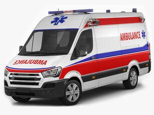 uus kiirabiauto HYUNDAI H 350