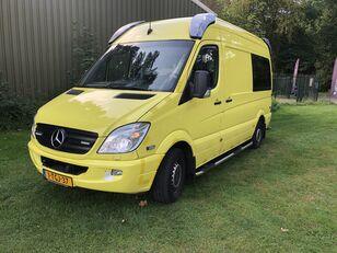 kiirabiauto MERCEDES-BENZ 316 CDI Miesen Ambulance Euro 5