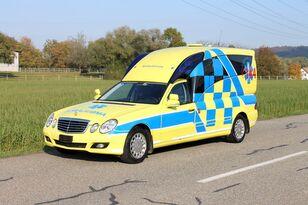 kiirabiauto MERCEDES-BENZ E280 hochlang BINZ