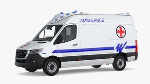 kiirabiauto MERCEDES-BENZ SPRİNTER AMBULANCE A TYPE