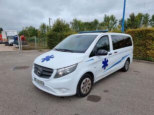 kiirabiauto MERCEDES-BENZ VITO 163 CV - 2018 - 204 000 KM - AUTOMATIC