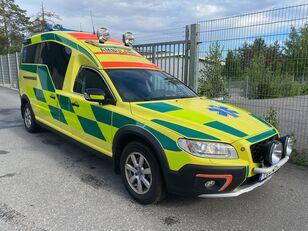 kiirabiauto VOLVO Nilsson XC70 D5 AWD - AMBULANCE/Krankenwagen/Ambulanssi