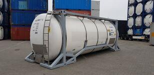 20-jalane paak-konteiner KLAESER Танк-контейнер 20 футовый 26 м. куб